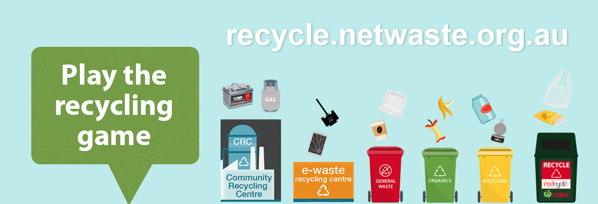 netwaste recycling game